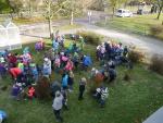 """""""Peiting blüht auf"""" – Pflanzaktion an der Alfons-Peter-Grundschule"""